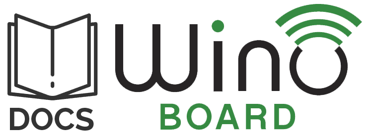 Wino board Documentation